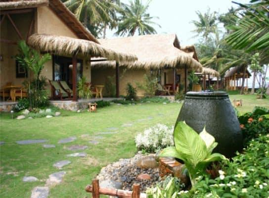 Kết hợp với thiên nhiên để tạo ra nét đẹp riêng cho resort