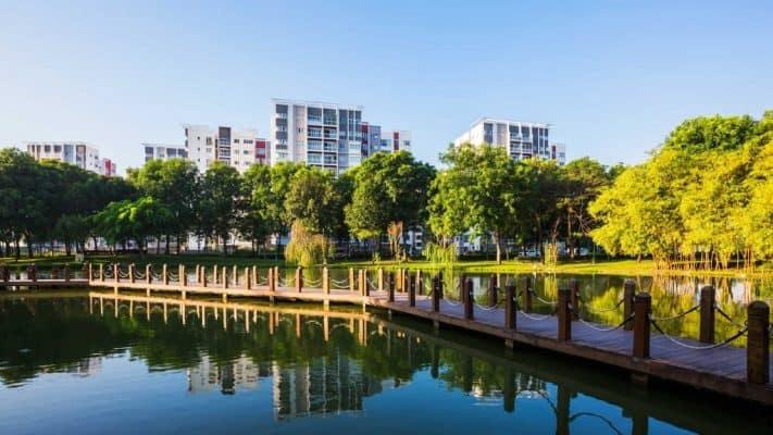 Tiêu chuẩn thiết kế cảnh quan đô thị