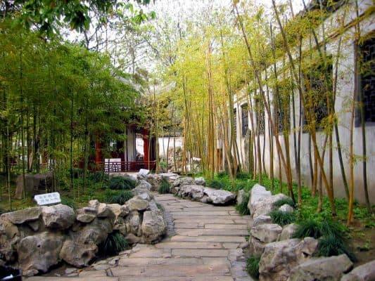 Phong cách thiết kế sân vườn kiểu Trung