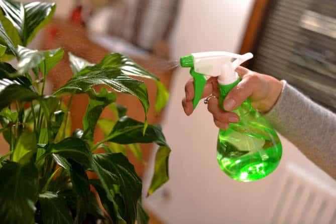 Tăng độ ẩm trong nhà hoặc văn phòng máy lạnh